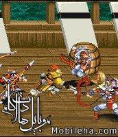 بازی Warriors Of Fate موبایل - جاوا
