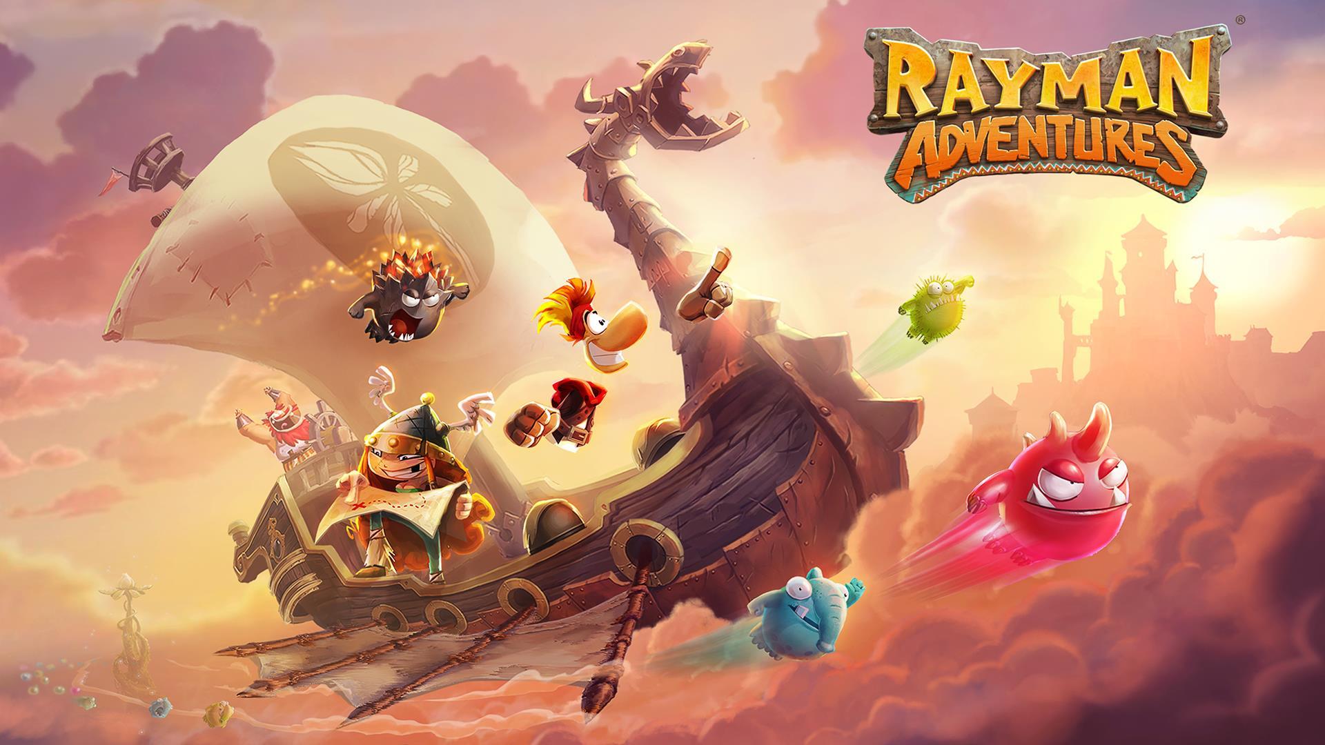 Rayman Adventures 1.9.2